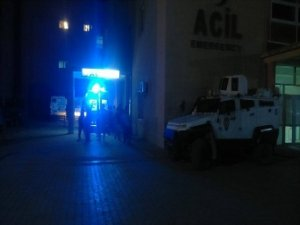 Hakkari'de patlama 1 yaralı