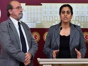 Cumhurbaşkanı GÜL, HDP Eş Genel Başkanları TUNCEL ve KÜRKÇÜ İle Görüşecek