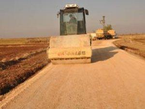 Bağlar'da 7 köyün yolu kışa hazırlanıyor