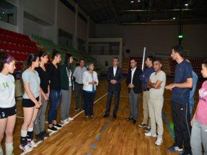 Eş Başkanlardan Amedspor'a ziyaret