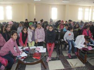 Çınar'da müzik kurslarına yoğun ilgi