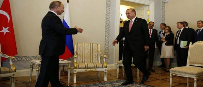 Rusya: Türkiye ile Suriye Konusunda Ortak Harekat Olabilir
