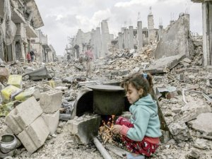 Suriye Dramını Yaşatan Ana Şehir Filmine Yoğun İlgi