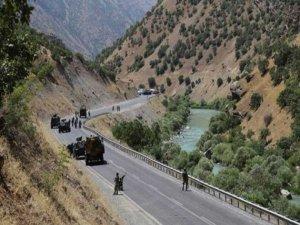 Çukurca'da 3 PKK üyesi öldürüldü