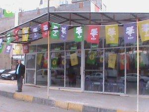 BDP seçim bürosuna saldırı
