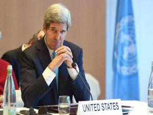 Kerry: Esed geçici hükümette yer alamaz