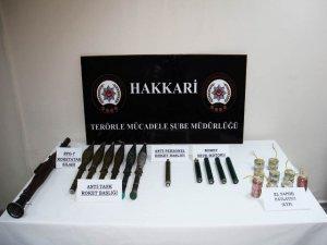 Hakkari'de PKK/KCK operasyonu