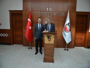 Ergani'de 2 kayyum istifa etti