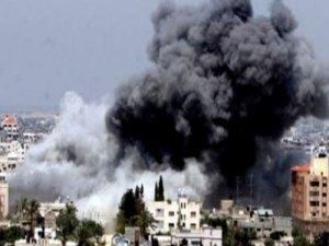 Irak'ta hava saldırısı: 50 kişi öldü