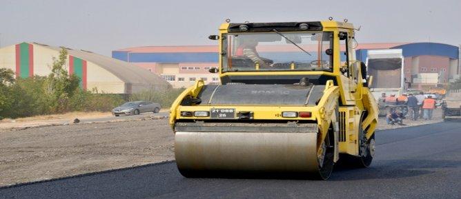 Büyükşehir'in asfalt seferberliği