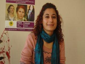 Genç kadınlar Rojava kadın devrimini örnek alıyor