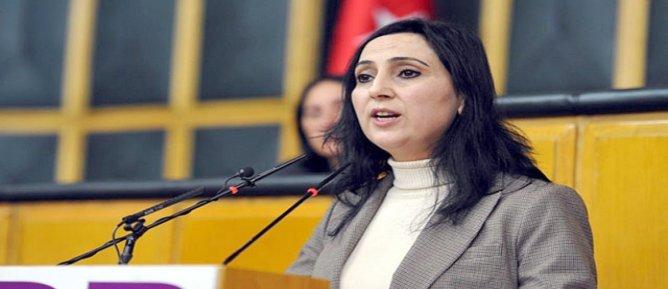Yüksekdağ, partisinin grup toplantısında hükümete yüklendi