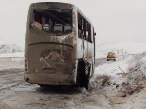 Bayburt'ta feci kaza: 3 ölü 12 yaralı
