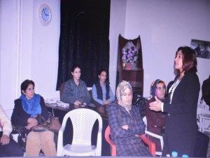Vartolu kadınlara seminer