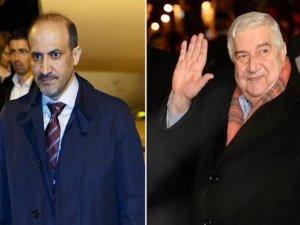 Mixalefet û rejîma Sûriyê ji bo çareseriyê dicivin