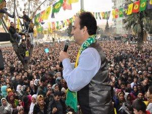 Baydemir: Urfa'nın çocuklarına barışı emanet edeceğiz
