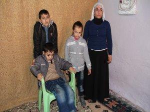 3 çocuk bir kadın ve yaşamak için hiçbir şey 'yok'