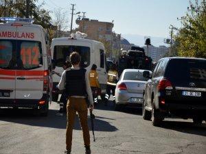 Valilik açıkladı: Suikast için gelen kişi öldürüldü