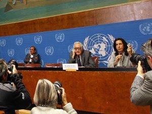Suriyeli taraflar ilk kez yüz yüze geldi