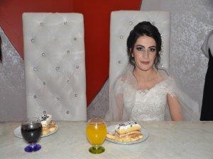 Batman'da damatsız düğün