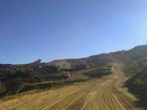 Maden ocağı köylülerin tepkisine neden oldu