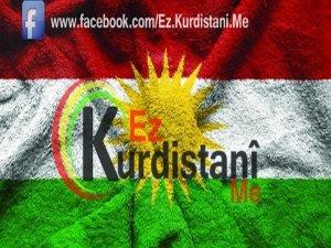 Rûpela ''Ez Kurdistanî Me'' Facebook hejand