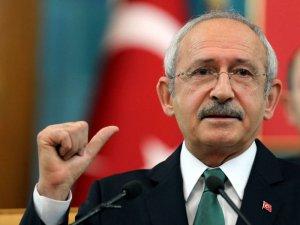 Kılıçdaroğlu'ndan Başbakan Erdoğan'a çağrı