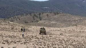 Lice'de askerler ile köylüler arasında çatışma