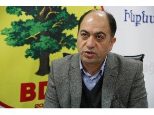'Kürt halkı artık kendi özgür iradesiyle öz yönetim istiyor'