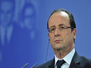 Fransa Cumhurbaşkanı Hollande Çankaya Köşkü'nde