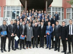 Mardin'de 103 bekçi göreve başladı