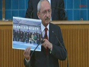 CHP lideri Kemal Kılıçdaroğlu partisinin grup toplantısında konuştu.