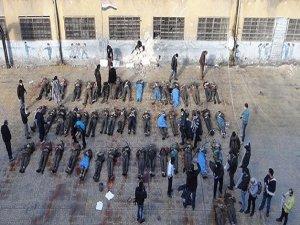 Suriye'de öldürülen 220 kişinin görüntüleri ortaya çıktı