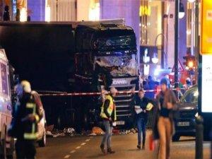 Almanya'da Noel pazarına yapılan saldırıda yeni gelişme