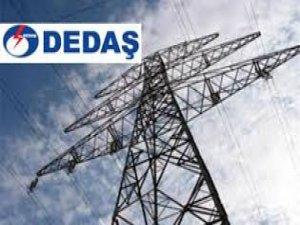 DEDAŞ Silvan'da 12 köyün elektriğini kesti