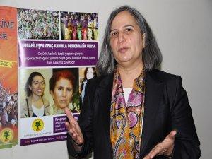 Kışanak: Diyarbakır'ı kadın kenti yapmaya çalışacağız