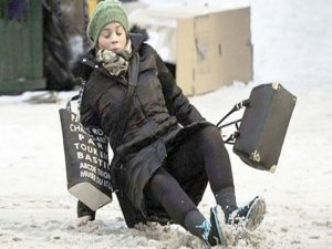 Karda düşmelere karşı uzmanlar uyarıyor!