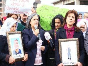 Cezaevi önünde 'hasta tutsakları bırakın' çağrısı