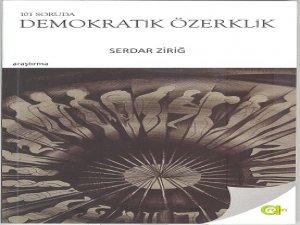 Aram Yayınları'ndan '101 Soruda Demokratik Özerklik' eseri