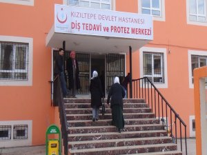 Kızıltepe'de Diş Tedavi ve Protez Merkezi hizmete başladı