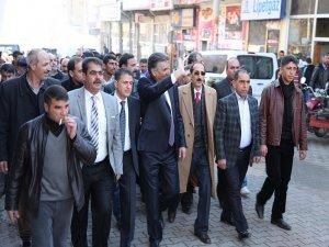AKP Ergani'de seçim startı verdi