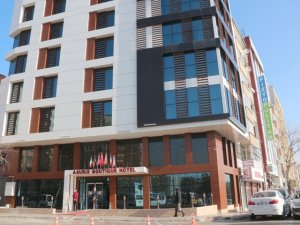 Asuris Butik Hotel, kapılarını basın mensuplarına açtı