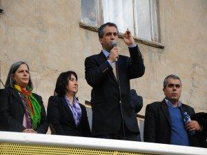 Kışanak: 'Ayakkabı Kutusu Partisi'ne oy yok!'