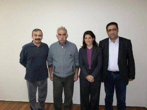 BDP-HDP heyeti önümüzdeki hafta İmralı'ya gidecek