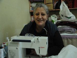 Van'da kadınlar iş hayatında aktif yer alıyor