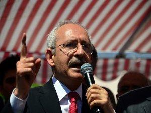 Kemal Kılıçdaroğlu, Mansur Yavaş için oy istedi