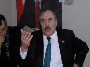 Ak Partiye katılan Salim Ensarioğlu'ndan Çözüm Süreci Açıklaması