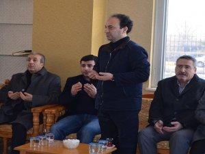 Tarım Bakanı Eker, Baydemir'i ziyaret etti