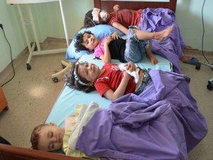 Suriye'de 80 çocuk felci vakası tespit edildi
