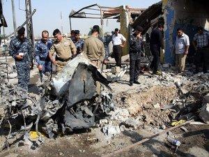 Irak'ta 6 patlama: 13 ölü, 41 yaralı